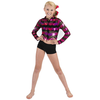 Sequin Stripe Jacket - Inspirations Dancewear - 2