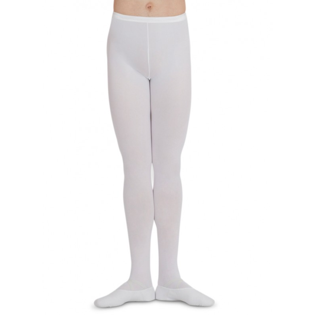 Men's Footed Tight with Backseams - Inspirations Dancewear - 2