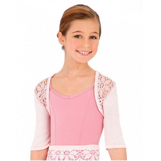 Cut Flowers Shrug - Child - Inspirations Dancewear