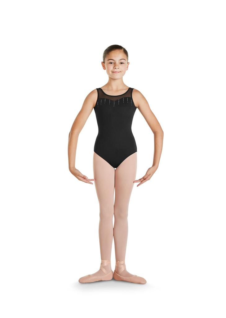 Sweetheart Diamante Bodysuit - Child