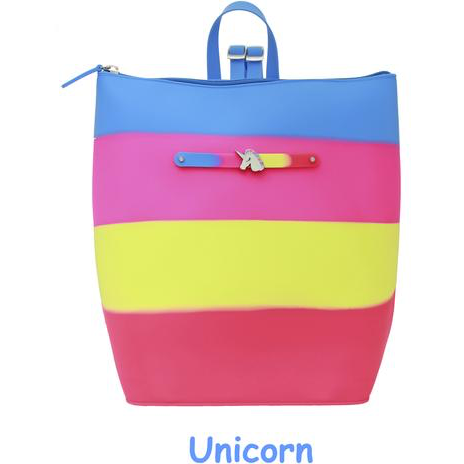 Yummy Scented Backpack - Unicorn, Pineapple Scent