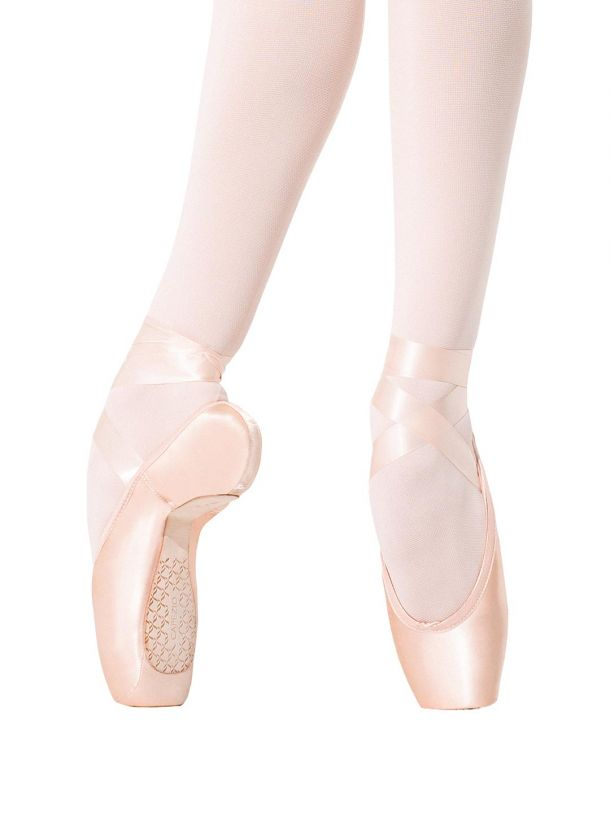 Donatella #2 Shank Pointe Shoe