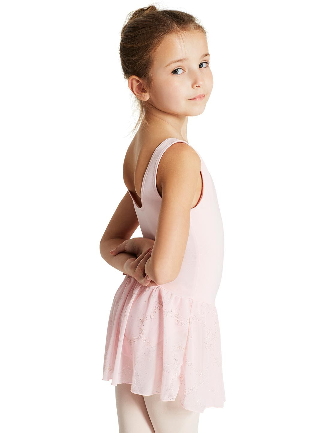 Pinch Front Tank Dress - Child