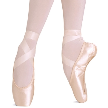 European Balance Pointe Shoe - Strong Shank - Inspirations Dancewear
