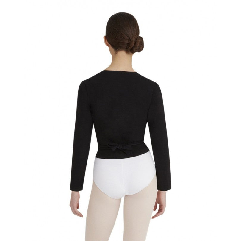 Basic Wrap Sweater - Adult - Inspirations Dancewear - 2