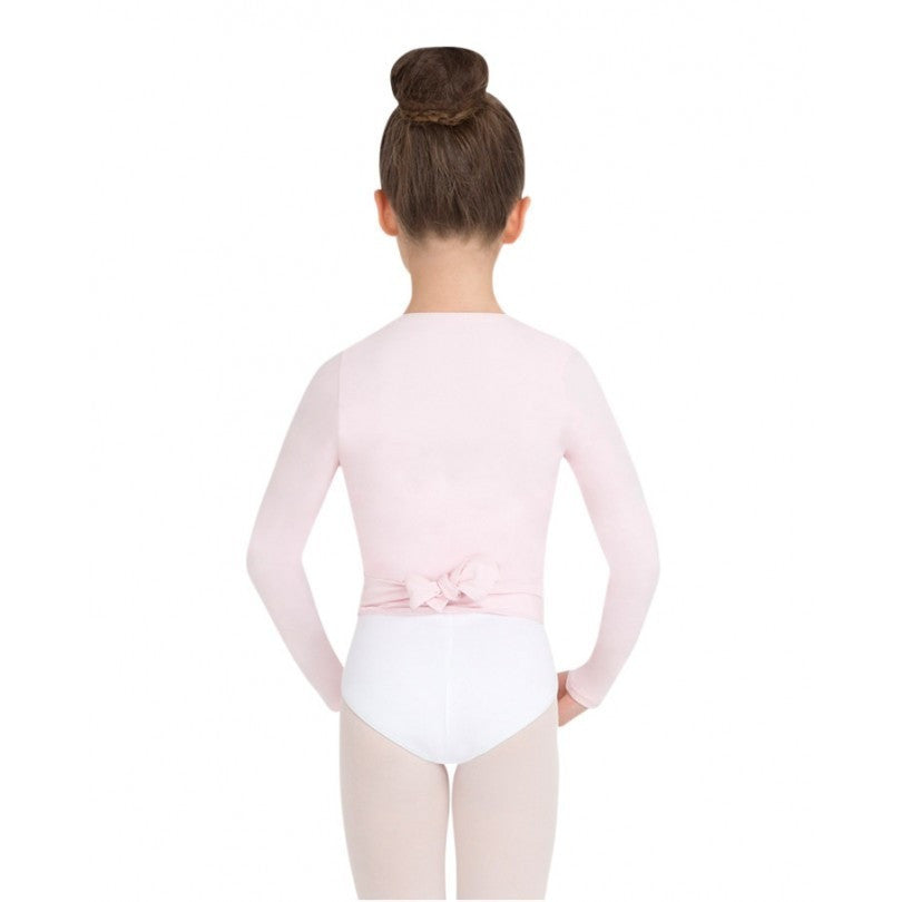 Basic Wrap Sweater - Child - Inspirations Dancewear - 2