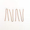 "300 1 3/4"" Bronze Tipped Hair Pins"