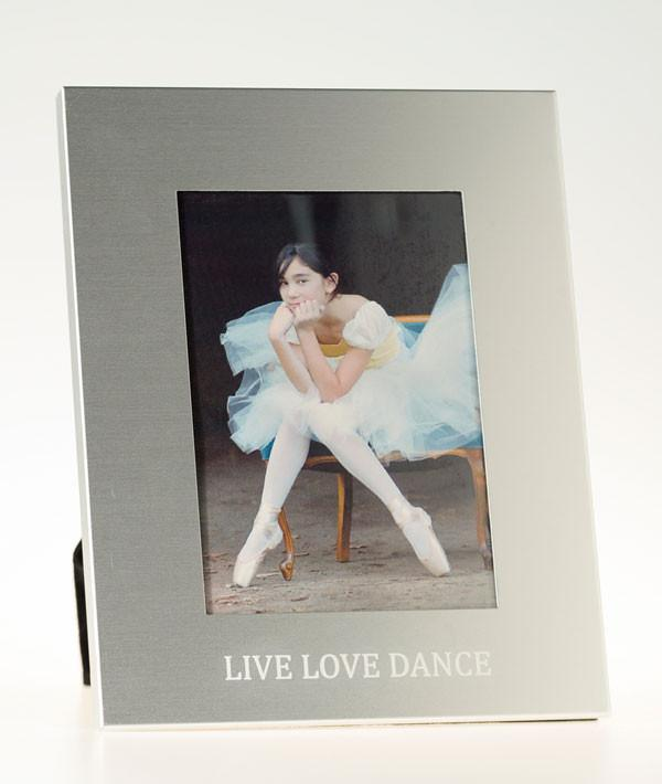 Live Love Dance Photo Frame