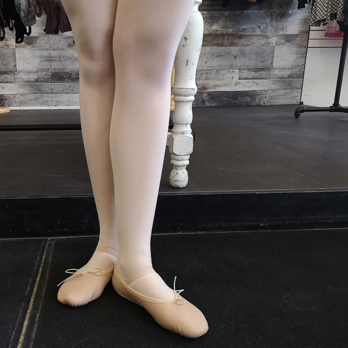 Convertible Dance Tights on Dance Teacher