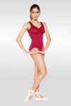 Francoise Leotard with Lace Overlay - Adult