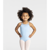Cross Back Tank Leotard - Child