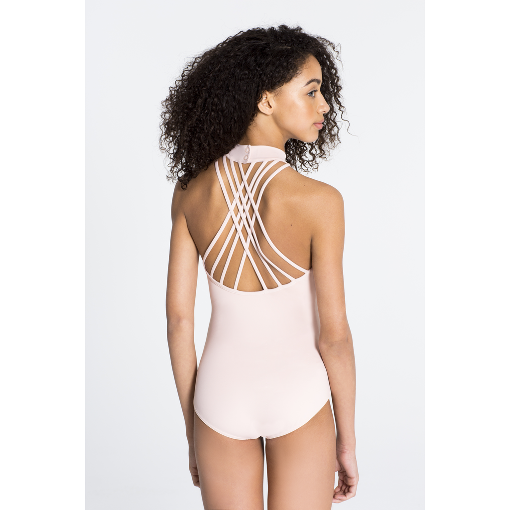 High Neck Leotard - Adult