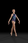 Jigsaw Gymnastic Leotard - Adult
