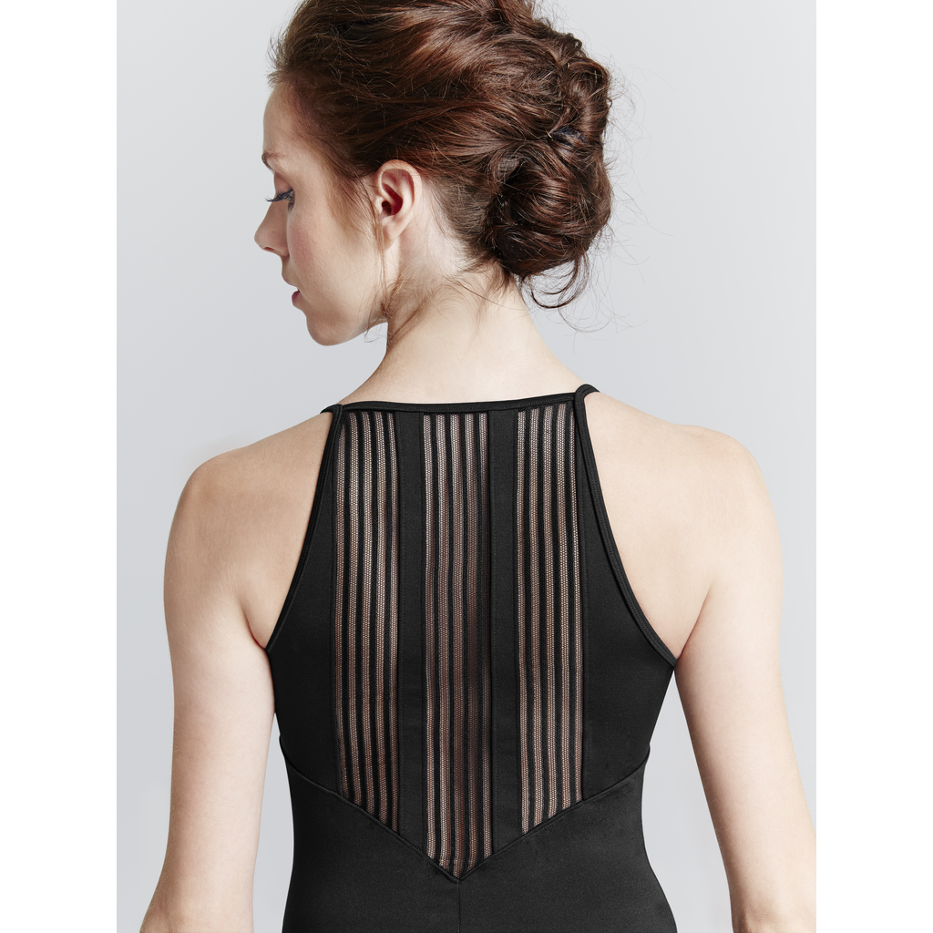 Stretch Stripe Back Camisole Leotard - Adult - Inspirations Dancewear - 2