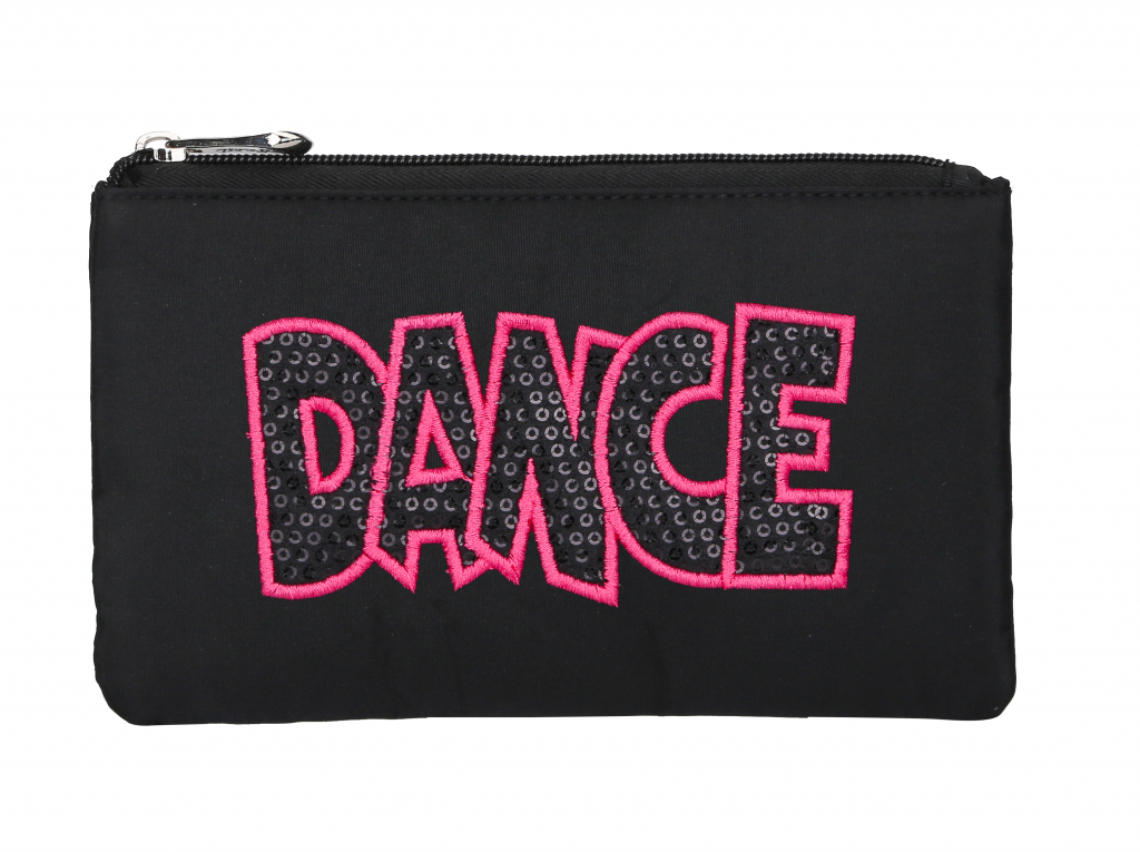 Sequin Dance Accessory Pouch