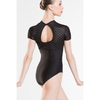 Venus Cap Sleeve High Neck Leotard - Adult