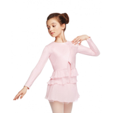 Overlapping Pleat Detail Jacket - Child - Inspirations Dancewear - 1