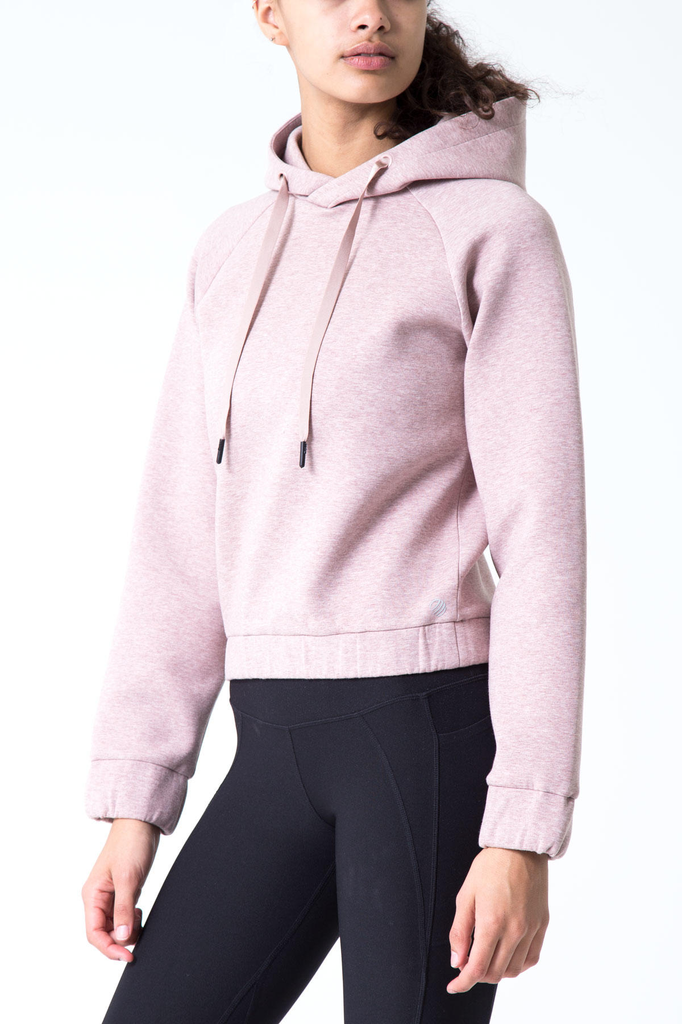 Chamber Cropped Hoodie - Adult