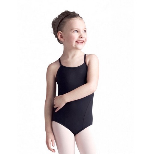 Diamond Strappy V-Back Leotard - Child - Inspirations Dancewear - 1