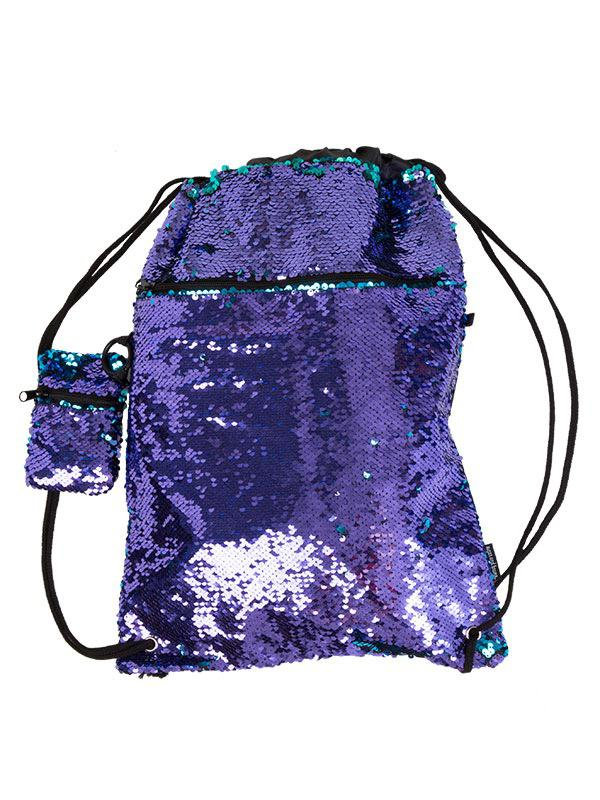 Mermaid Bag - Purple
