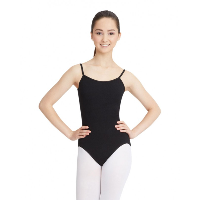Cami Leotard w/ Adjustable Strap - Adult - Inspirations Dancewear - 1