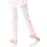 Flower Accent Legwarmers - Inspirations Dancewear
