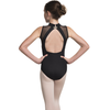 Angelina Leotard with Mesh - Child