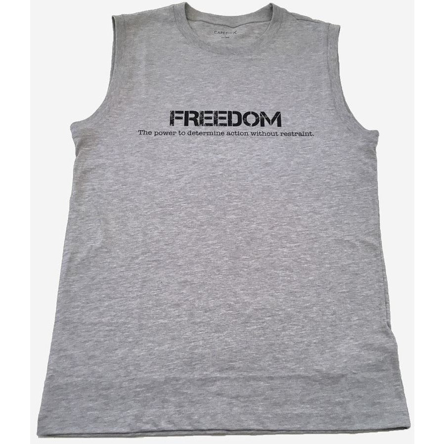 Men's Freedom Muscle Tee