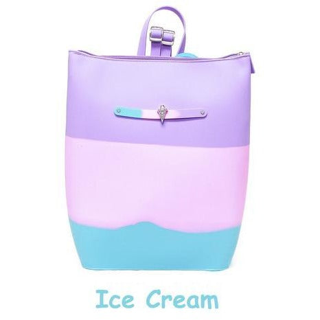 Yummy Scented Backpack - Ice Cream, Bubble Gum Scent