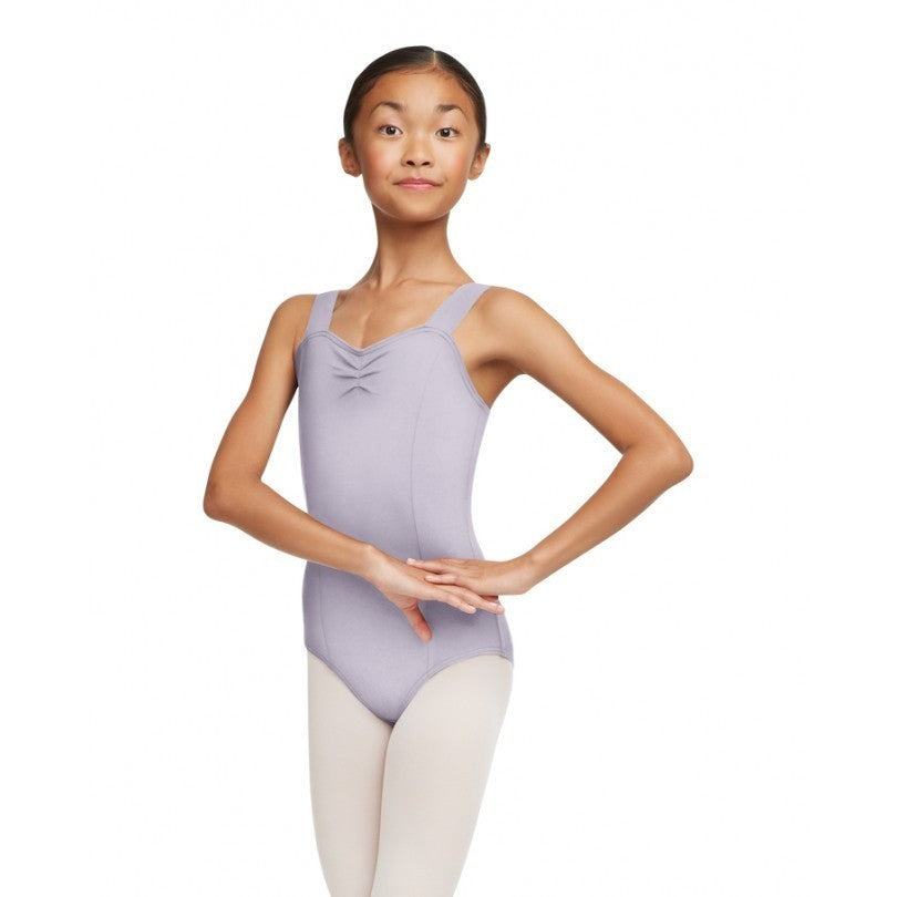 Wide Strap Leotard - Child - Inspirations Dancewear - 4