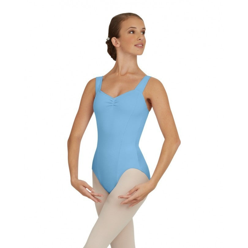 Wide Strap Leotard - Adult - Inspirations Dancewear - 4