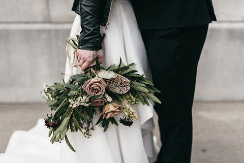 Styled Shoot: City Hall Wedding
