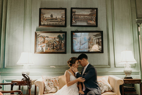 Beautiful Wedding in Washington, D.C.