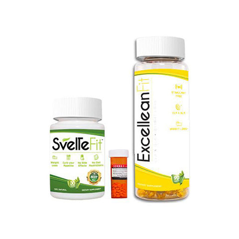SvelteFit 30 Softgels (plus one free Senna 5)
