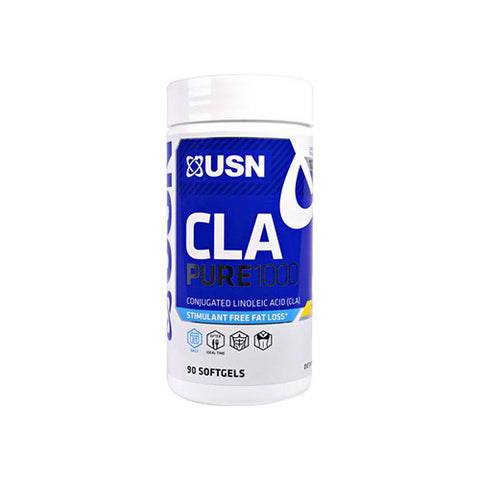 USN CLA Pure 1000mg 90 Softgels
