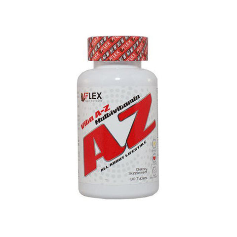Vflex Nutrition Multivitamin AZ 130 Tablets