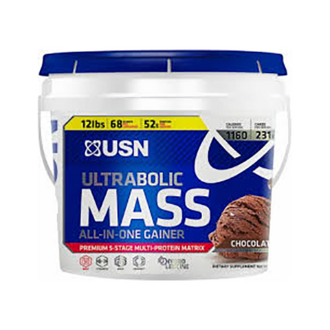 USN Ultrabolic Mass 68 scoops
