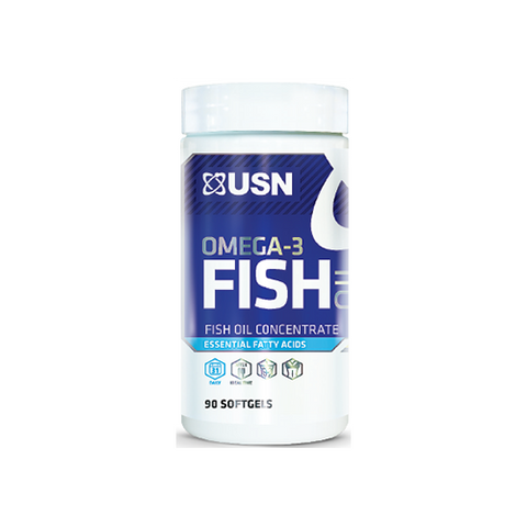 USN Omega-3 Fish Oil 1000mg 90 softgels