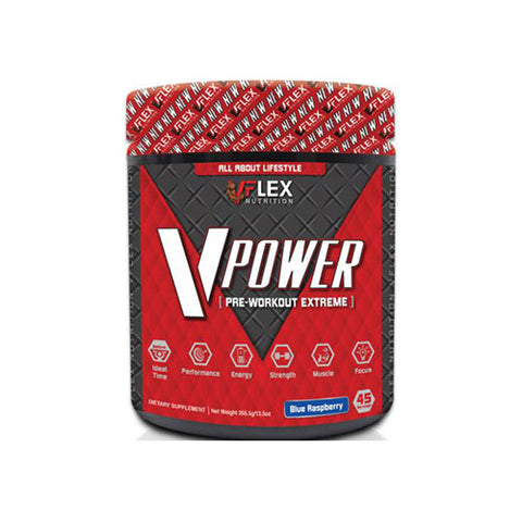 VFlex V Power Pre-Workout 45 Servings