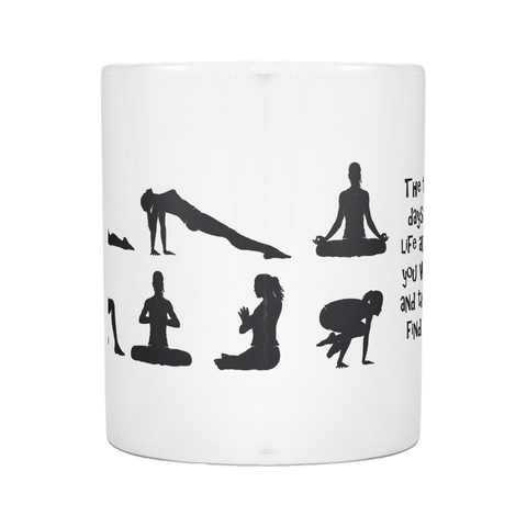 Know Why Yoga Mug