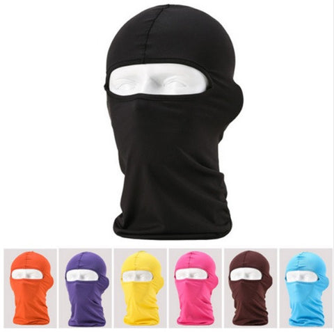 Full Face Lycra Balaclava