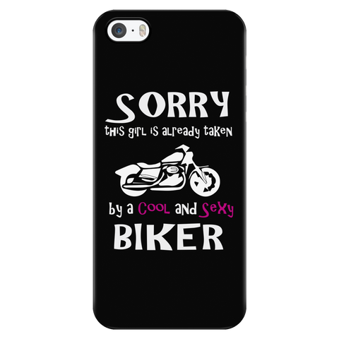Girl Taken iPhone Case