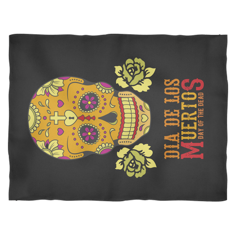 Day of the Dead Blanket
