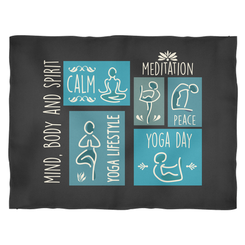 Meditation Yoga Blanket