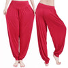 Colorful Bloomers Dance & Yoga Full Length Pants