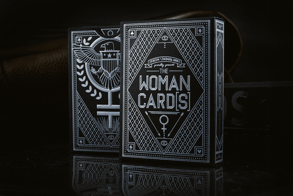 Second Printing of The Woman Card[s]