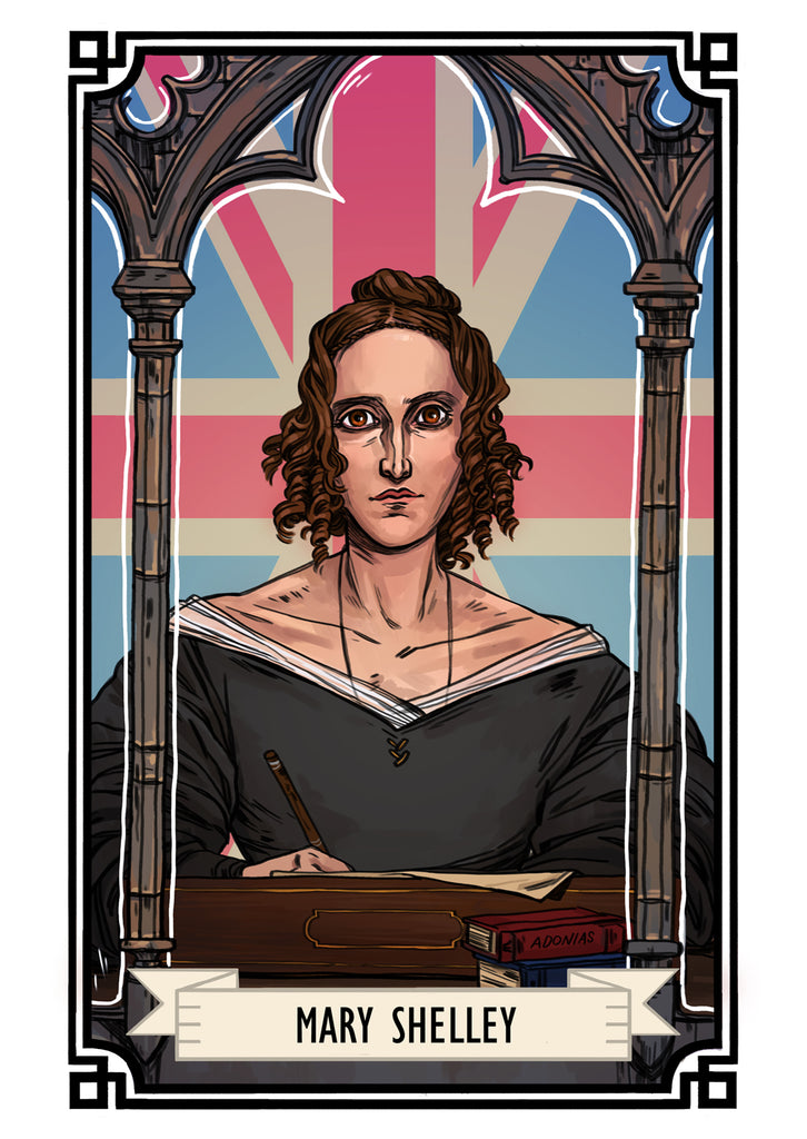 The Woman [Post] Cards