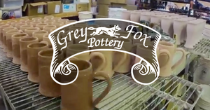 Meet Grey Fox Pottery: The Artists Behind Our Handcrafted Mugs