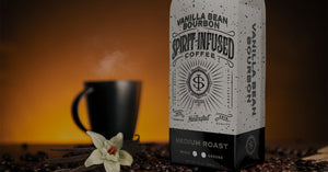 Vanilla Bean Bourbon Infused Coffee: A Taste You Won't Forget