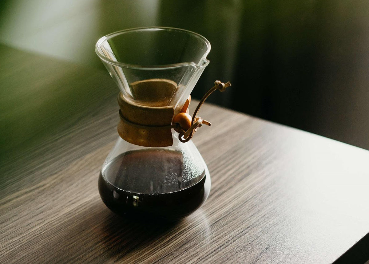 Best pour over coffee methods